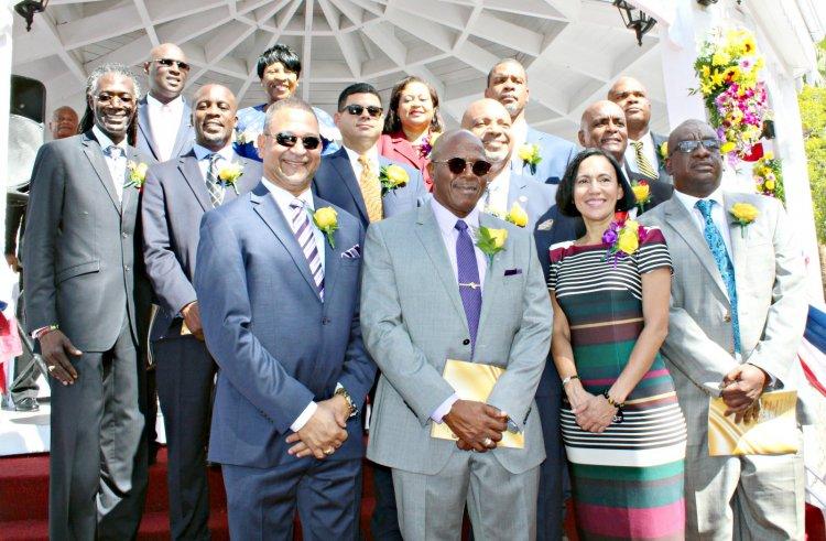 Virgin Islands 32nd Legislature Convenes Final Session